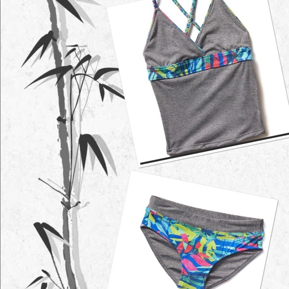 924cdb2b597dd Athleta Other - Athleta Girl Tankini Swimsuit